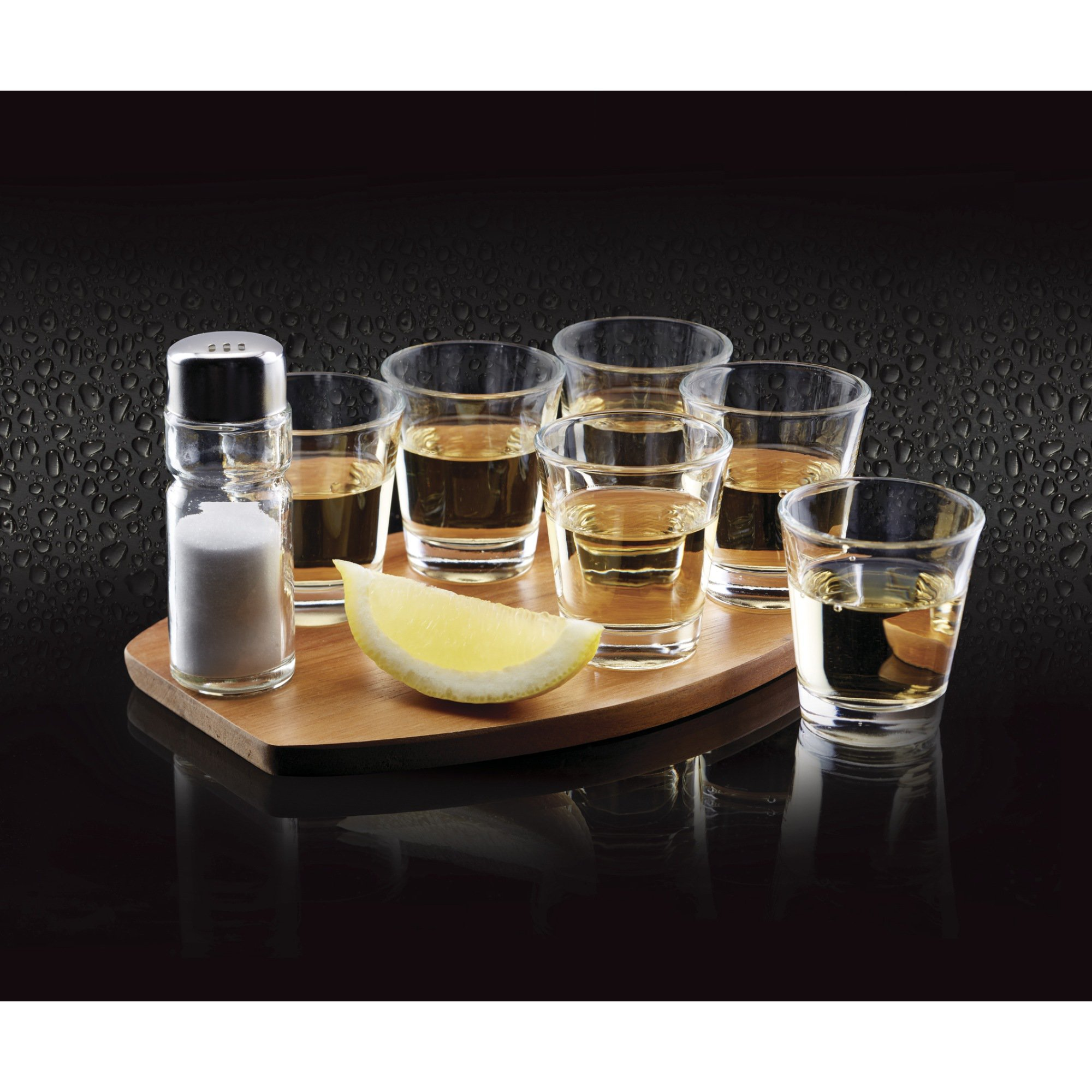 Barcraft Eight Piece Tequila Shot Gift Set At Barnitts