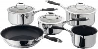 Stellar James Martin Cookware 5 Piece Saucepan Set