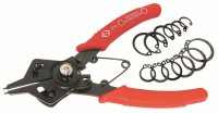 C.K Circlip Pliers Adjustable Inside / Outside Straight