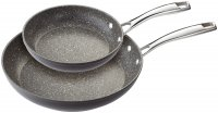 Stellar Rocktanium 2 Piece Frying Pan Set