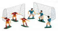 Sweetly Does It Football Cake Topper Set, 8 Piece Set