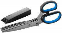 Judge Soft Grip Scissors - Herb