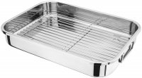 Judge Roasting Pan with Rack 42 x 30 x 6.5cm