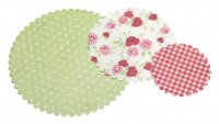 Sweetly Does It Floral Paper Doilies Pack of 30
