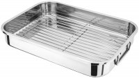 Judge Roasting Pan with Rack 39 x 28 x 6cm