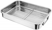 Judge Roasting Pan with Rack 36 x 26 x 6cm