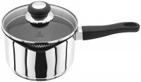 Judge Vista 18/10 Stainless Steel Draining Non-Stick Saucepan 18cm