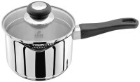 Judge Vista Stainless Steel Draining Saucepan 16cm - Unboxed