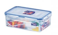 Lock & Lock Rectangular Food Container - 1lt