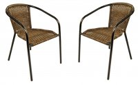 Europa Leisure San Remo Chair Pack of 2