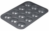 Chicago Metallic Non-Stick 12 Hole Muffin Pan