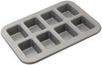 Judge Bakeware Mini Loaf Tin 8 Cup