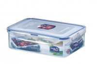 Lock & Lock Rectangular Food Container - 1.6ltr