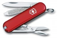 Victorinox Classic SD Swiss Army Knife Multi Tool Red