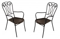 Europa Leisure Verona Chair Pack of 2