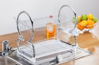 Judge Wireware Dish Drainer 56 x 38 x 25cm