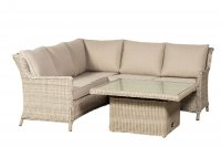 Royalcraft Seychelles 5pc Corner Dining/Lounge Set