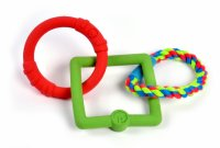 Petface Toyz Triple Tug Ring - Small