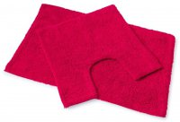 Blue Canyon Premier 2 Piece Mat Set Deep Red
