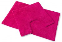 Blue Canyon Premier 2 Piece Mat Set Bright Pink