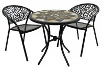 Exclusive Garden Darwin 76cm Bistro with 2 Florence Chairs