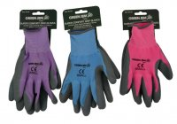 Green Jem Super Comfort Grip Glove - Small (Assorted colours 1x Only)