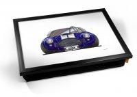 Kico Automotive Cushion 32 x 41cm Lap Tray  - AC Cobra