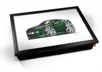 Kico Automotive Cushion 32 x 41cm Lap Tray  - Aston Martin DB9