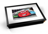 Kico Automotive Cushion 32 x 41cm Lap Tray  - Cars