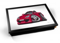 Kico Automotive Cushion 32 x 41cm Lap Tray  - Porsche Boxter