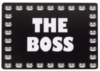 "Petface Placemat ""The Boss"""
