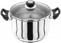 Judge Vista 18/10 Stainless Steel Stockpot 24cm