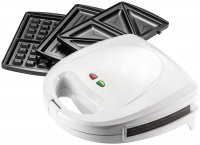 Judge Electricals Sandwich, Grill & Waffle Maker