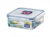 Lock & Lock Square Food Container - 870ml