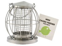 Green Jem Mini Nut Lantern Bird Feeder