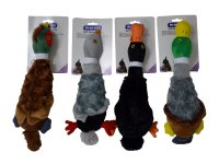 The Pet Store Soft Squeaky Plush Toy