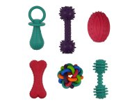 The Pet Store Rubber Toy - Assorted