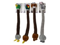 The Pet Store Soft Long Neck Plush Toy - Assorted