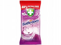 Green Shield Bathroom Surface Wipes (Pack of 70)