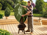 SupaGarden Chimenea Cover 122cm x 61cm