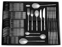 Stellar Cutlery Canterbury 58 Piece Gift Box Set