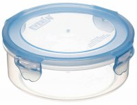 KitchenCraft Pure Seal Circular Storage Container 570ml