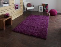 Think Rugs Vista 2236 Purple - Various Sizes