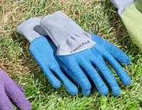 Smart Garden All Seasons Blue Large Glove - Size 9