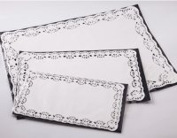Easybake Square Sandwich Doilies No.2 24 x 14cm (Pack of 20)
