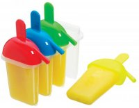 KitchenCraft Lolly Makers (Set of 4)