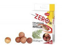 Zero In Cedarwood Moth Balls (Pack of 20)