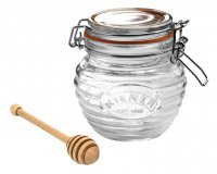 Kilner Glass Honey Pot Set