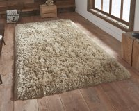 Think Rugs Polar PL 95 Beige - Various Sizes