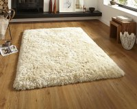 Think Rugs Polar PL 95 Cream - Various Sizes